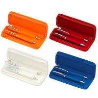 set bolígrafo + portaminas