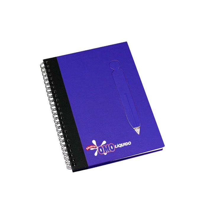 Cuaderno Nuevo Omo Líquido