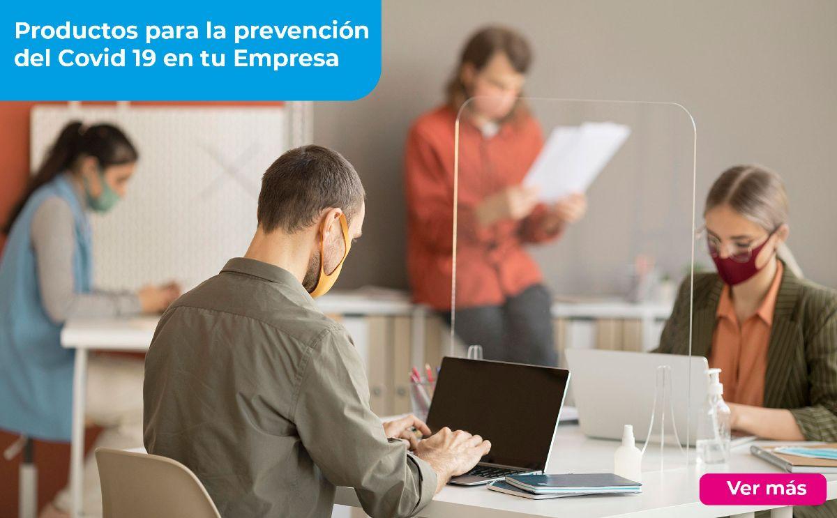 Productos para la prevención del Covid19